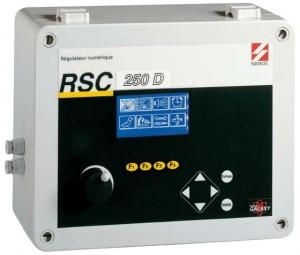 regulateur rsc250d bleu