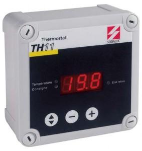 thermostat électronique th11