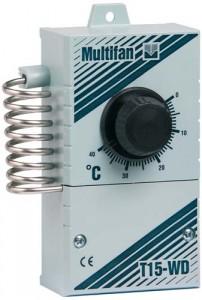 thermostat mécanique t15-wd