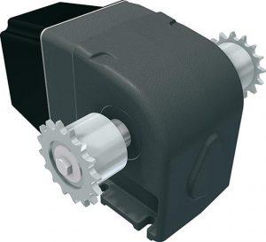 RLD 80 - Pignons pour tube