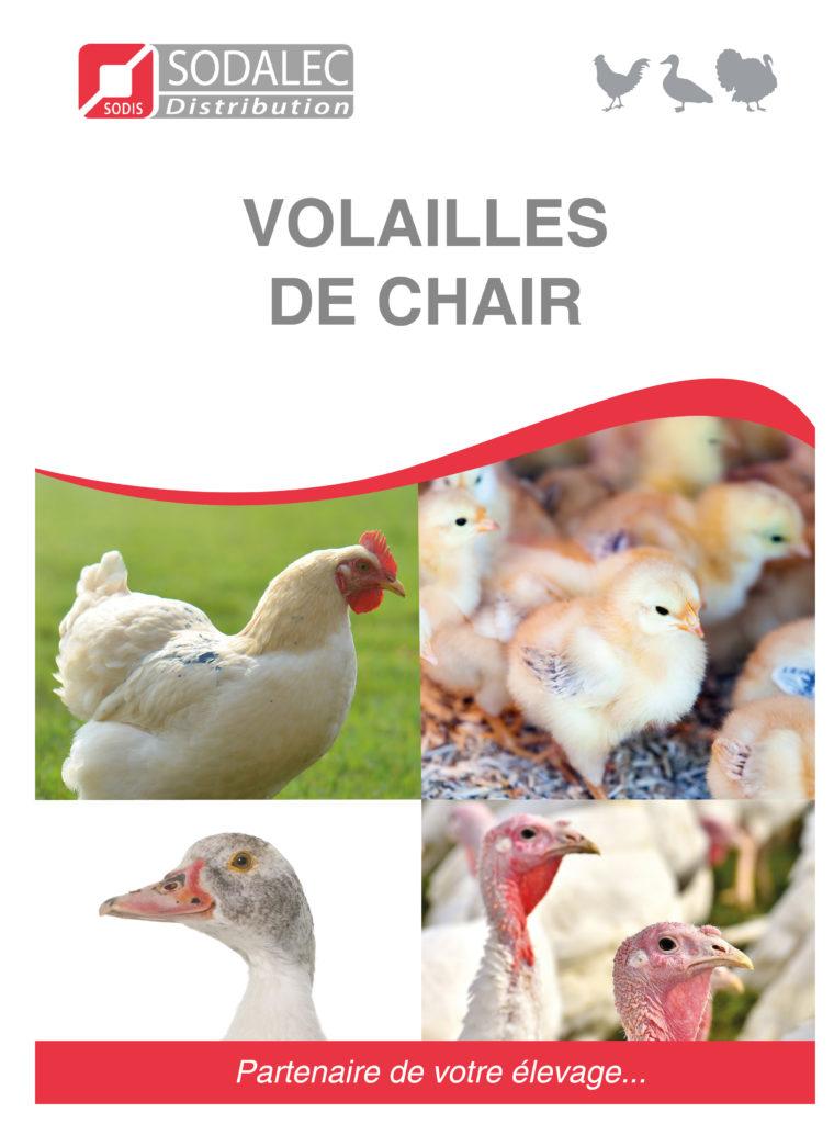 Concept VOLAILLES DE CHAIR